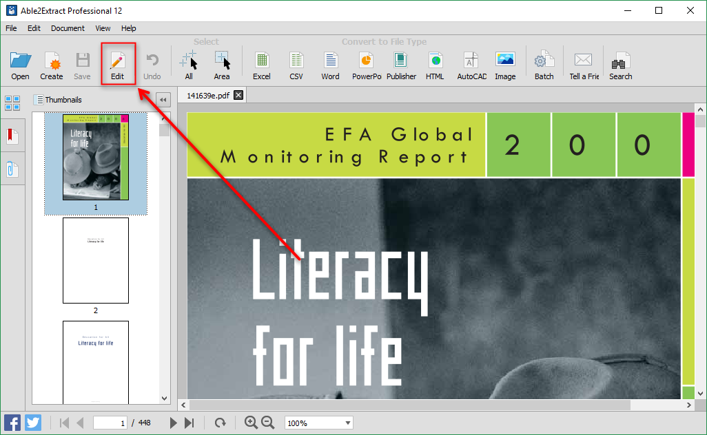 Can You Edit A Pdf >> How To Edit Pdf The Ultimate Step By Step Guide To Pdf Editing