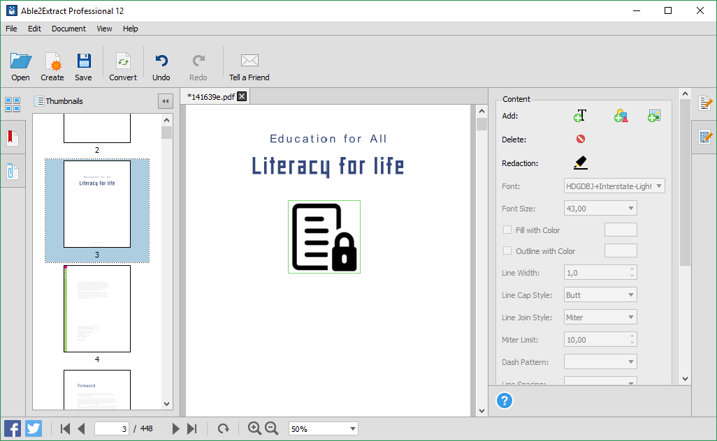 Resize Image PDF
