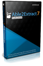 Able2Extract 7 box