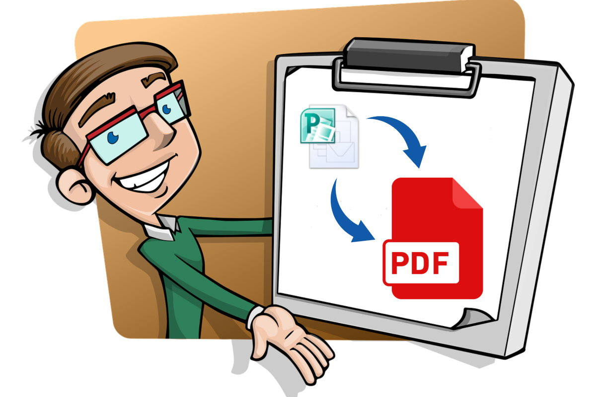 Ms Publisher Pub to PDF