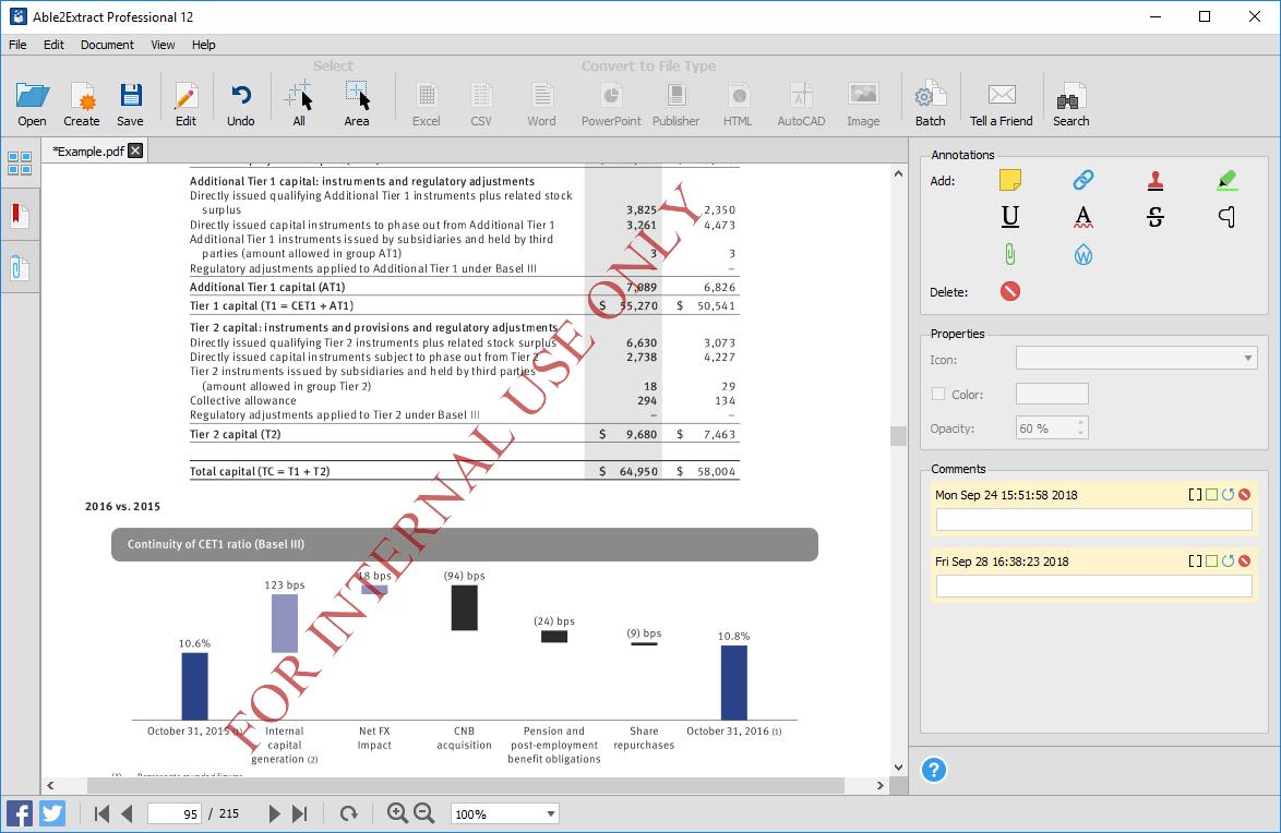 PDF watermarked
