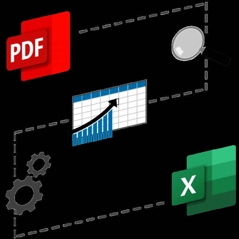 Pdf A Excel En Línea Convertidor 100 Seguro Y Anónimo